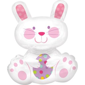 Easter Bunny Balloon - Easter Enchantment