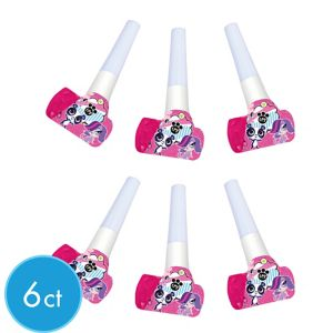 Littlest Pet Shop Blowouts 6ct