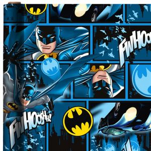 Batman Gift Wrap