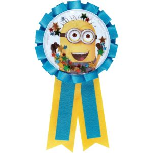 Despicable Me Award Ribbon 5 1 2in X 3in Party City