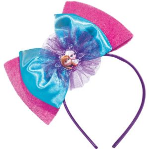 Frozen Bow Headband Deluxe