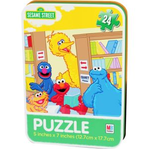Sesame Street Mini Puzzle 24pc