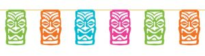 Tiki Flag Banner