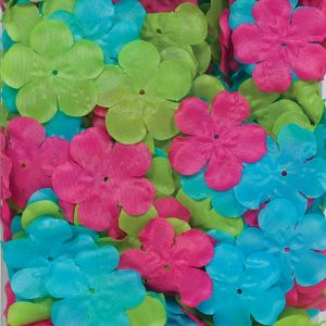 Summer Hibiscus Table Scatter 300pc