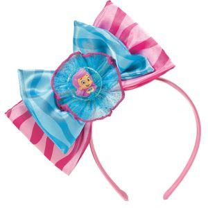 Bubble Guppies Bow Headband Deluxe