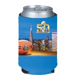 Super Bowl 50 Can Coozie