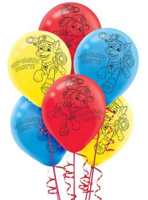PAW Patrol Balloons 6ct