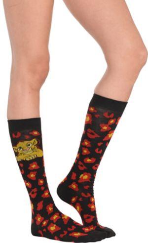Simba Knee-High Socks - The Lion King