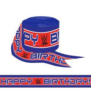 WWE Streamer