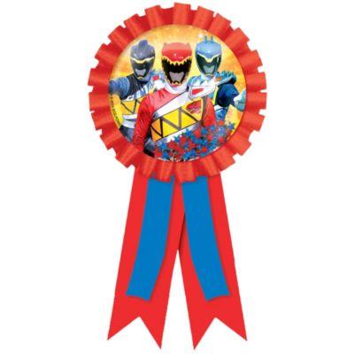 Power Rangers Award Ribbon