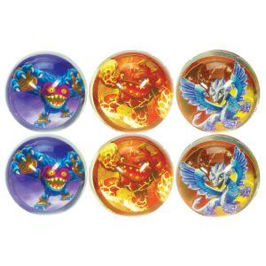 Skylanders Bounce Balls 6ct