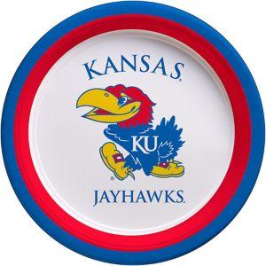 Kansas Jayhawks Lunch Plates 10ct