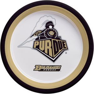 Purdue Boilermakers Lunch Plates 10ct