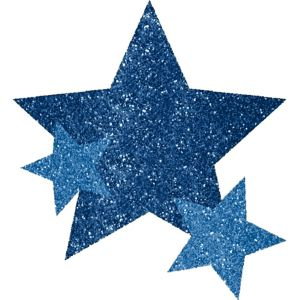 Blue Star Body Jewelry