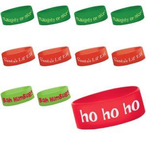 Christmas Bracelets 24ct