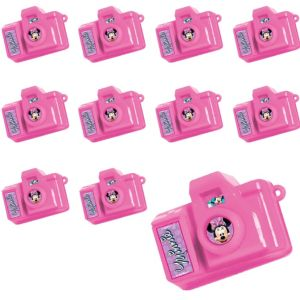 Minnie Mouse Click Cameras 24ct