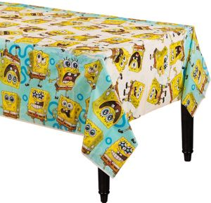 Classic SpongeBob Table Cover