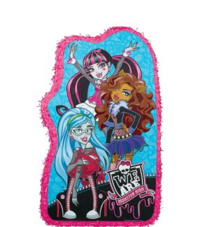 Giant Monster High Pinata