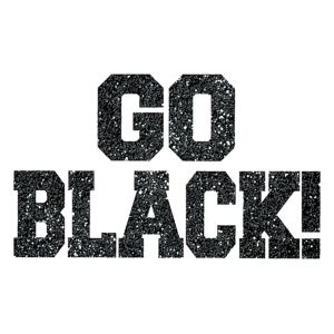 Go Black Body Jewelry