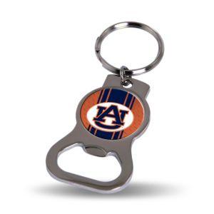 Auburn Tigers Bottle Opener Keychain