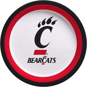 Cincinnati Bearcats Lunch Plates 10ct