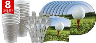 Golf Basic Party Kit