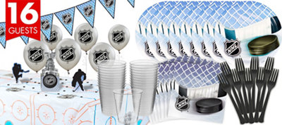 NHL Ice Time Super Party Kit