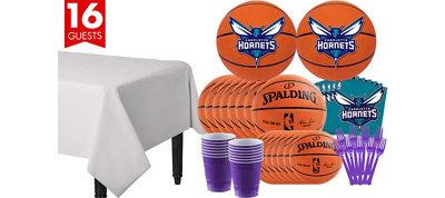 Charlotte Hornets Basic Party Kit