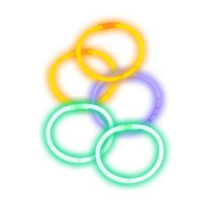 Halloween Glow Bracelets 5ct