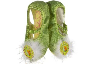 Child Tinker Bell Slipper Shoes