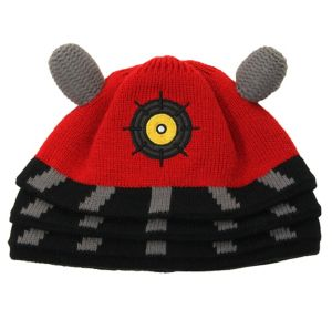 Red Dalek Beanie - Doctor Who