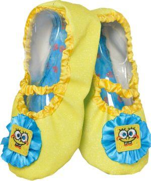 Child SpongeBob Slipper Shoes