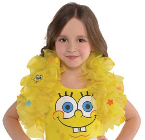Child SpongeBob Shrug