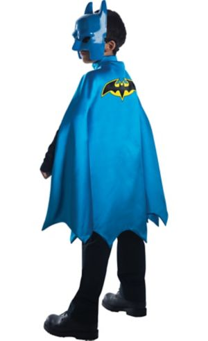 Child Batman Cape Deluxe - Batman Comic