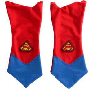 Child Supergirl Arm Warmers