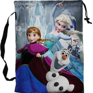 Frozen Drawstring Treat Bag