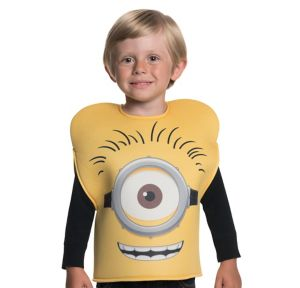 Child Foam Minion Shirt - Minions Movie
