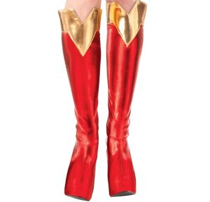 Supergirl Boot Covers