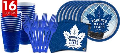 Toronto Maple Leafs Basic Party Kit