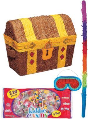 Treasure Chest Pinata Kit