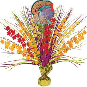 Thanksgiving Spray Centerpiece