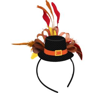 Thanksgiving Top Hat Headband