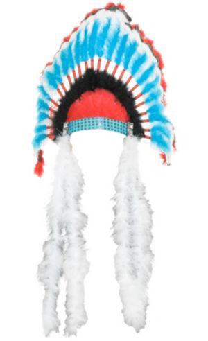 Glam Native American Headdress