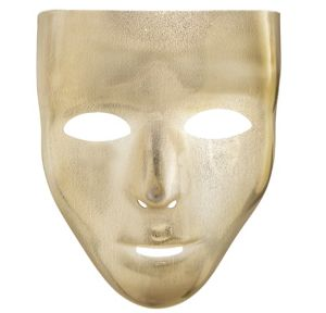 Basic Gold Face Mask