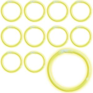 Yellow Glow Bracelets 12ct