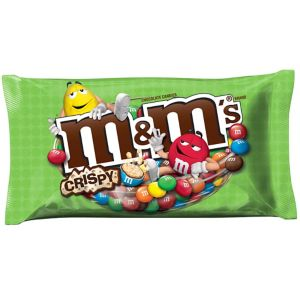 Milk Chocolate Crispy M&M's