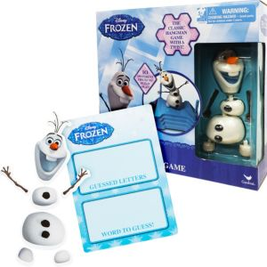 Olaf Hangman Game - Frozen
