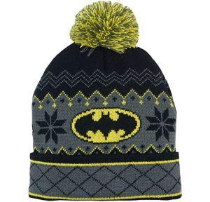 Christmas Batman Beanie