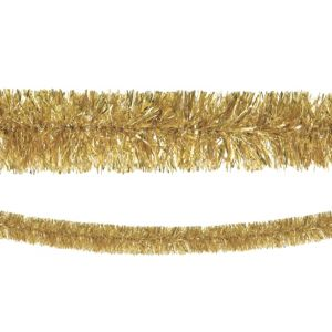 Gold Boa Tinsel Garland