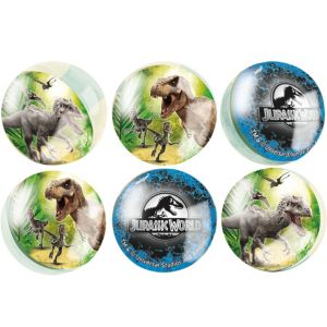 Jurassic World Bounce Balls 6ct